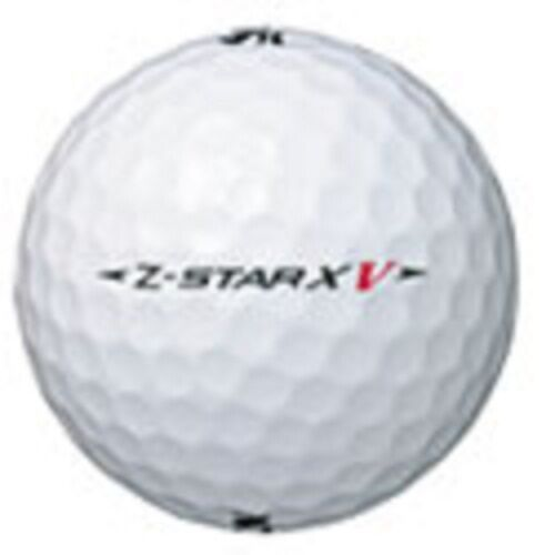 50 Srixon Z Star XV Used Golf Balls AAA+