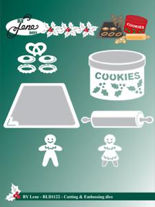 By Lene esto stanzschblone cookies bld1122 galletas dulces