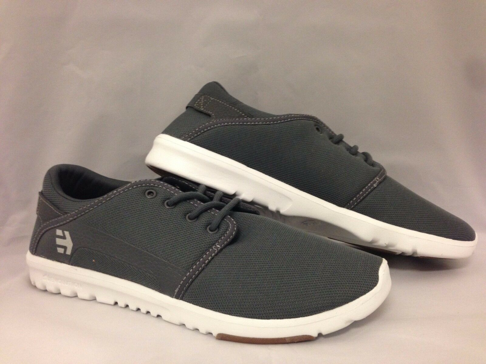 ETNIES Men's shoes  Scout  -- Grey White Gum