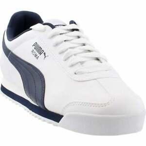 Puma-Roma-Basic-Sneakers-Casual-White-Mens