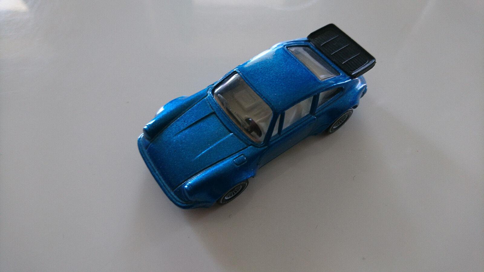 Siku Siku Siku 1059 Porsche 911 Turbo bleumet. b4 Comme neuf 12d75c