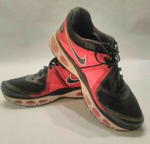 Nike Air Max Tailwind +4 Mens Red Black Running Shoes,nike