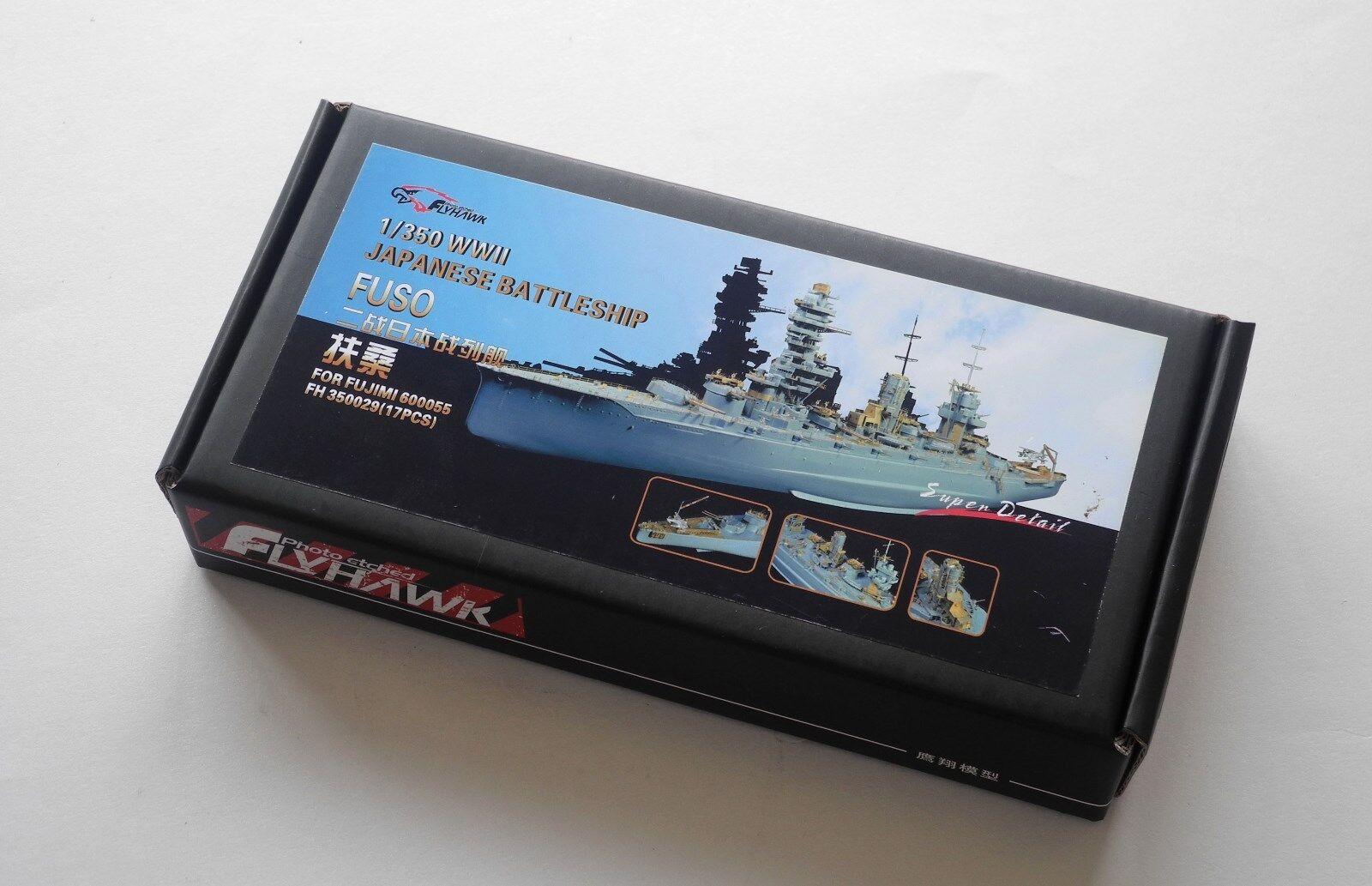 Flyhawk 1 350 350029 IJN Fuso for Fujimi