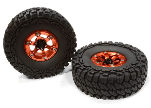 OD=113mm 2 C26178RED High Mass 6 Spoke Type SQ Off-Road 1.9 Size Wheel,Tire