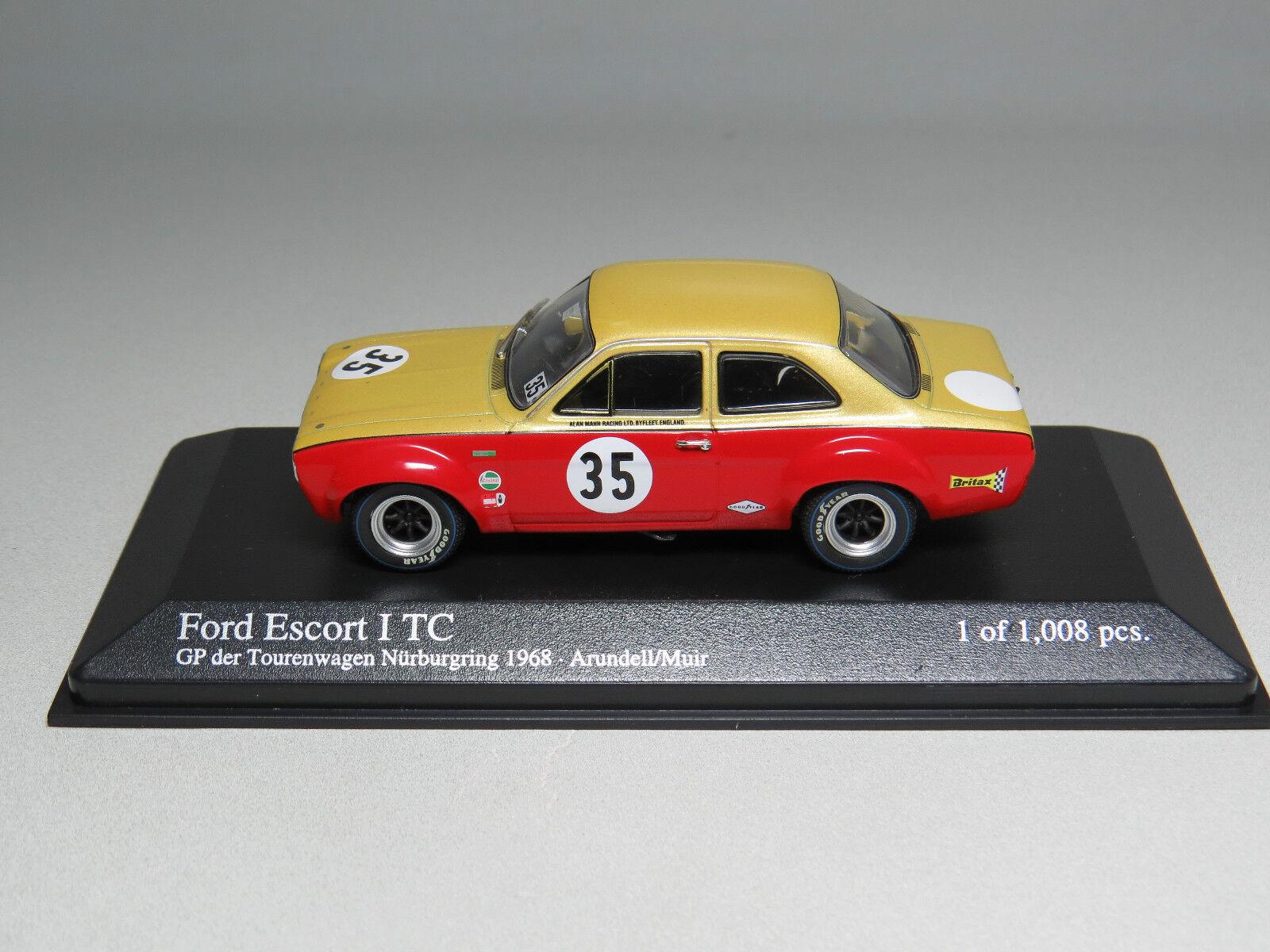 Ford Escort I TC Alan Mann Racing Minichamps Nr. 400688135