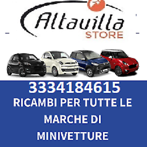 DISCO FRENO ANTERIORE MICROCAR MGO M.GO M8 DUE FIRST 1008471 220mm