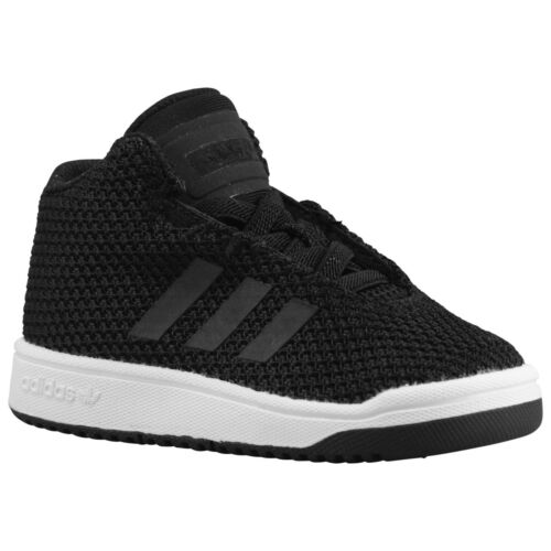 Veritas Talla Negro Adidas Mid Blanco 4c Clásico Zapatos I Infantil 4 HxdwX8