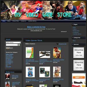 VIDEO-GAME-STORE-Fully-Automated-Home-Based-Business-Amazon-Google-Affiliate