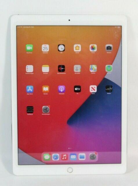 Apple iPad Pro (2. Gen.) 2017 64 GB WLAN 12,9 Zoll silber A1670 - vom Händler