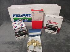 Mercruiser/Chevy Marine 350 5.7L VORTEC Engine Kit Rings Gaskets Timing Oil Pump