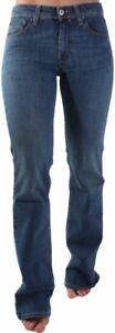 Original-Levi-039-s-Damen-Jeans-Hose-627-High-Waist-Straight-Levis-Blau-versch-Gr