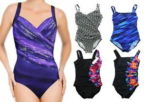 ea664d53a9956 Image is loading Kirkland-Signature-Miraclesuit-Tummy-Control-One-Piece- Slimming-