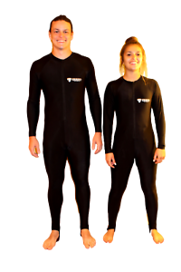 Lycra Full Body Rash Guard for Running, Exercising, Diving, Snorkel 8100 4X