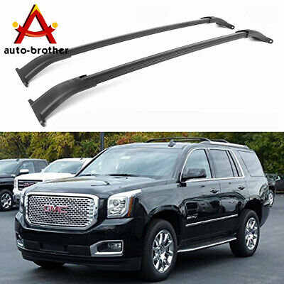 AUTEX Bolt-On Aluminum Roof Rack Cross Bars Compatible with Nissan Pathfinder 2013 2014 2015 2016 2017 Roof Rack Luggage Carrier Crossbar Roof Top Rail Rack