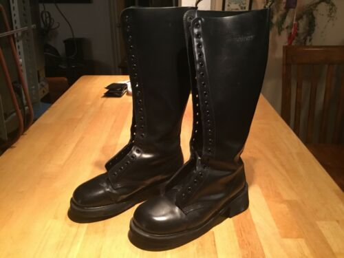 Excellent Dr. Martens High Leather Boots