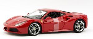 Ferrari-488-GTB-1-18-Modelo-Coche-Maisto-Special-Edition-New