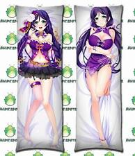 BL Anime Love Live Tojo Nozomi Otaku Dakimakura Hugging Body Pillow Case Cover