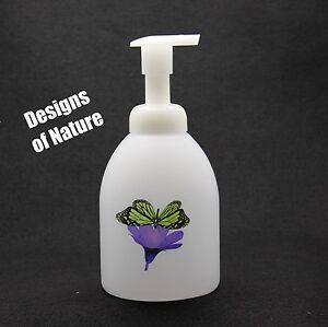 SOAP-FOAM-DISPENSER-20-oz-SHORT-orTALL-DESIGN-REFILLABLE-QUALTY-PUMP-FREE-SHIP