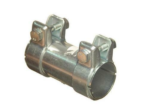 OE QUALITY Audi muffler clamp no weld pipe joiner  50MM ; 2 inch ID