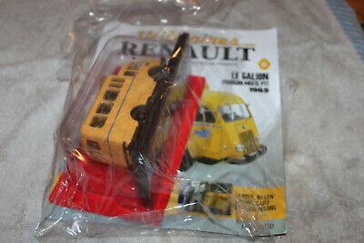** Collection Vehicule * Utilitaires Renault N° 6 * Galion Fourgon Ptt 1965 Neuf Prestazioni Affidabili
