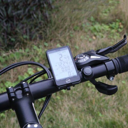 29 Functions Wireless Cycling Bike Computer Speedometer Odometer Stopwatch ND