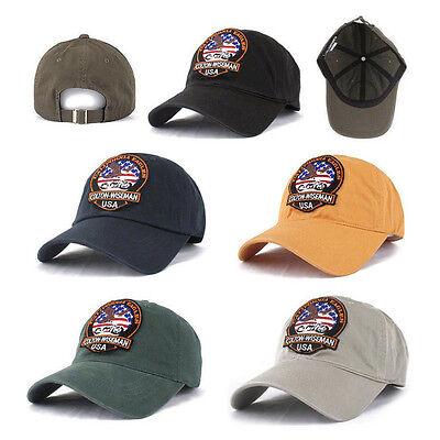 XL~2XL 61~64Cm California Unisex Mens Solid Color Baseball Cap Mesh Trucker Hats