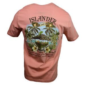 ISLANDER-Men-039-s-T-shirt-034-Island-Shores-034-Bahama-Mama-Tequila-Fathers-Day-Gift
