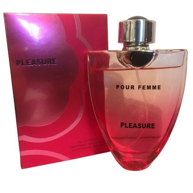 Toilt De Pleasure Parfum Fragamp; Eau 75ml htCdsQr
