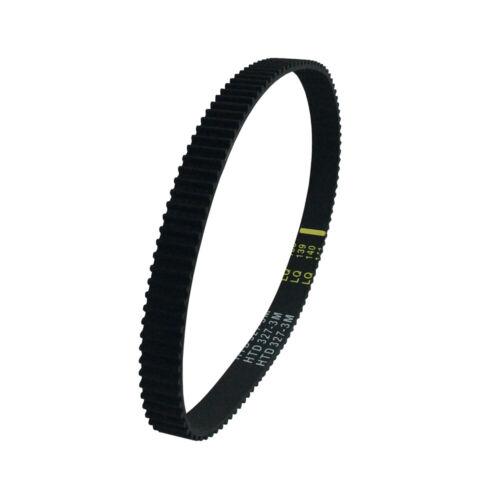 HTD3M Timing Belt Closed-loop Width 6 10 15 mm Pitch 3mm Length 300~588mm 1PCS