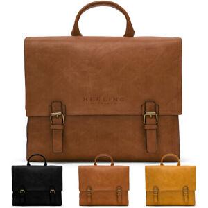 Mochila-de-hombre-mujer-HERLING-FRESNEL-bolso-vintage-de-moda-trabajo-oficina