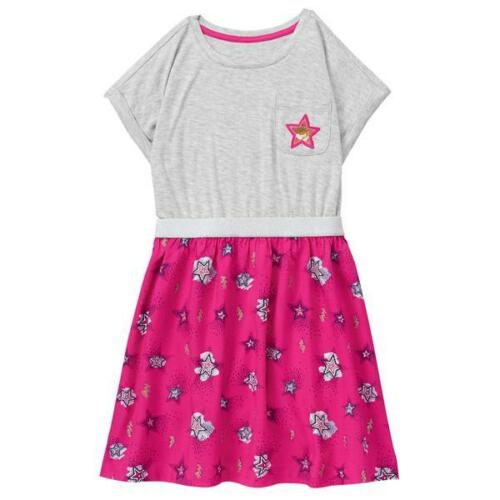 NWT Gymboree Cosmic Club Gray Star Dress Girl 5,6,7,8,10,12