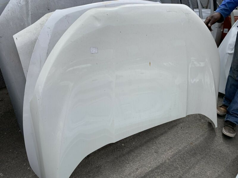 Secondhand ecosport bonnet new shape facelift