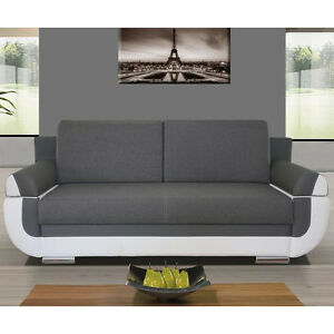 Sofa Bed Nina With Storage Container