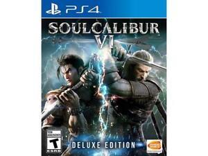SOULCALIBUR VI Deluxe Edition - PlayStation 4