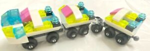 LEGO ROLLER COASTER SEATS CARRIAGES LOT BOYS GIRLS ADULTS TOYS COMBINE POST