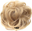 Scrunchie-Haargummi-Zopf-Haarteil-Haarverdichtung-Haarband-Zopfgummi-FARBEN Indexbild 45