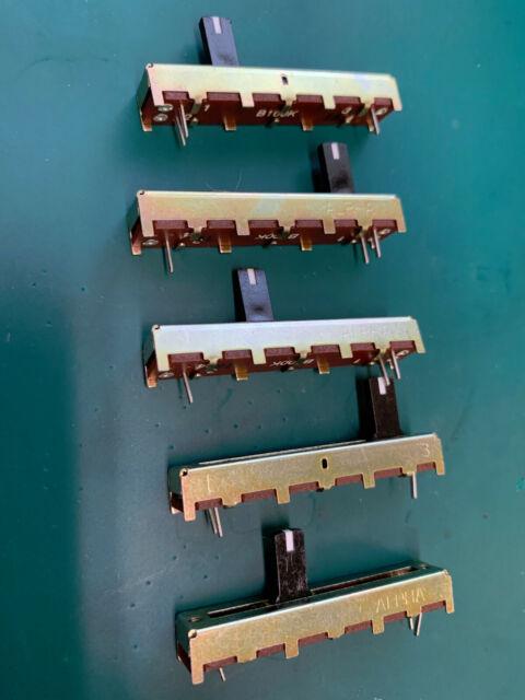 New 1PC WTH118 Linear Potentiometer WTH118-1A 2W 150K