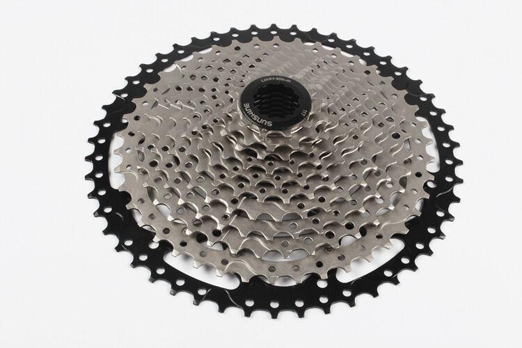 11 Speed 11T-50T Sunshine MTB Bicycle Flywheel Rear Wheel Cycling Freewheels