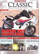 Motorrad Classic 3/09 Krauser BMW MKM 1000/Norton Commando 952/Guzzi V7/2009