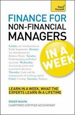 Finance for Non-Financial Managers in a Week (Teach Yourself: General-ExLibrary