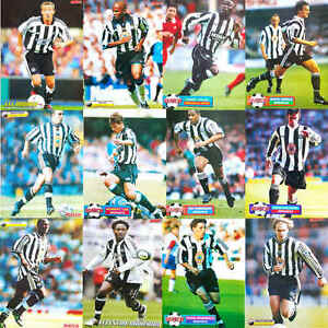 MATCH football magazine retro player picture poster Newcastle United  VARIOUS - Darlington, United Kingdom - MATCH football magazine retro player picture poster Newcastle United  VARIOUS - Darlington, United Kingdom
