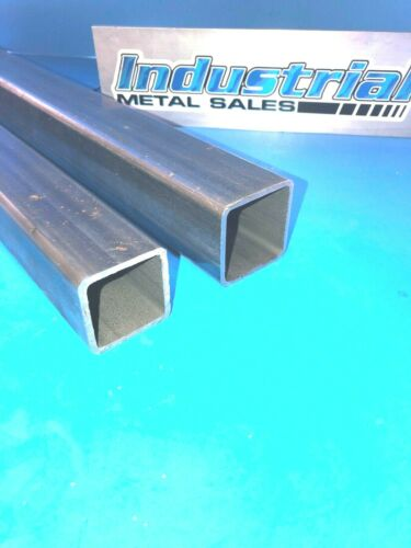 """Steel Telescoping Square Tube Combo Pack 1-3//4/"""" and 1-1//2/"""" Telescope Tube x 24/"""""""