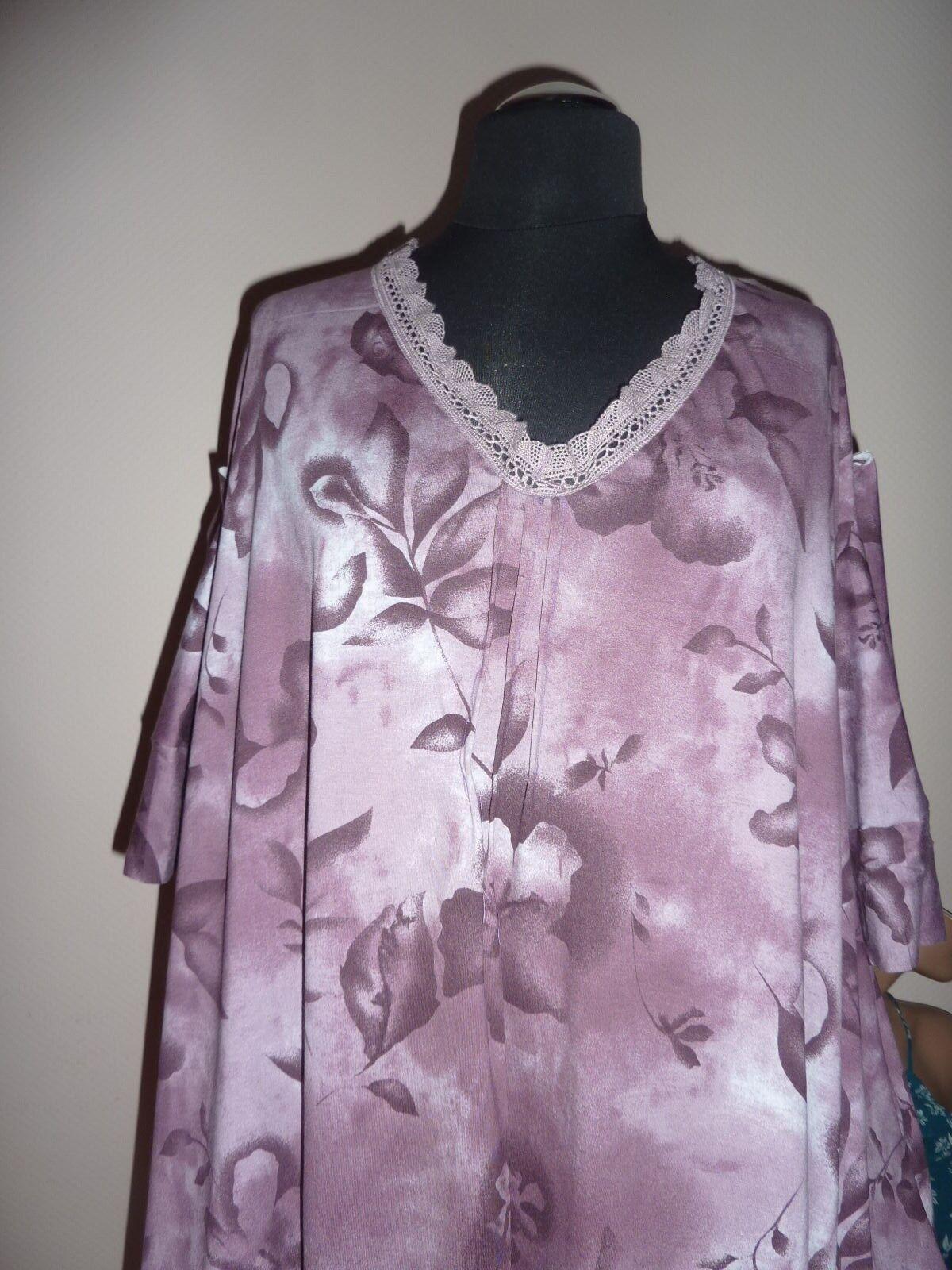 Kleid NEU Gr. 60 62 64 66 68 Übergröße Plus Größe BW 82 cm Abendkleid Sommerkleid