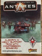 Beyond The Gates Of Antares Algoryn AI Heavy Support Team w/Compression Bombard