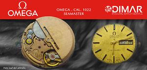 Vintage Original Movement / OMEGA Seamaster. Calibre 1022