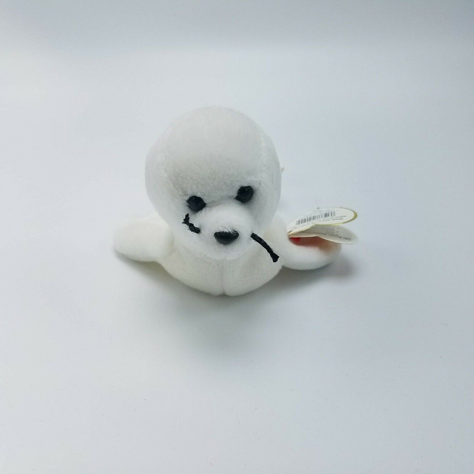 dd216a203fe TY Beanie Baby SEAMORE The Seal 4th Gen Hang Tag - 1st Gen Tush Tag Errors
