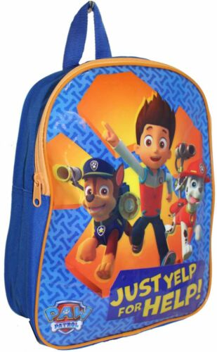 """OFFICIAL LICENSED 17/"""" PAW PATROL CHILDRENS BACKPACK CHILDS PAW PATROL SCHOOL BAG"""