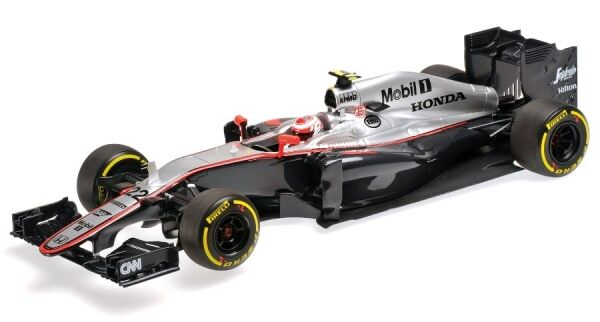 McLaren Honda MP4-30 No. 22 Austrlian GP 2015 (Sarah Button)