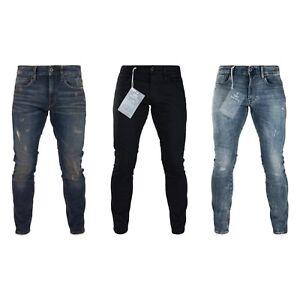Decostruita G star Aderente Vari Colori 3301 Jeans qt4wFzpT