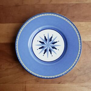 Casual-Victoria-amp-Beale-Williamsburg-Bread-amp-Butter-Plate-Saucer-Compass-Rose